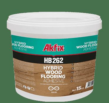 HB262 Hybrid Wood Flooring Adhesive