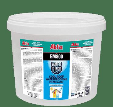 EM800 Waterguard Cool Roof Waterproofing Membrane